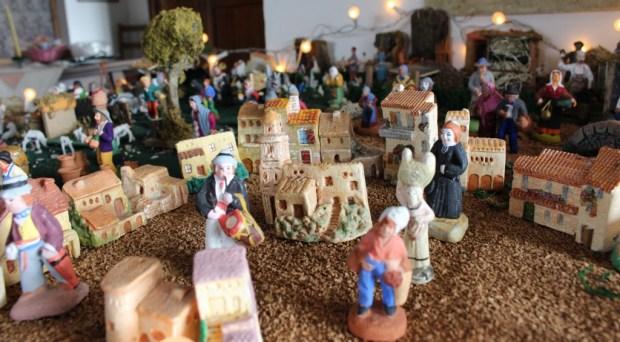 esprit des fêtes - creche