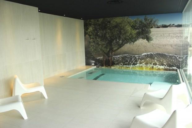 soirée au spa - piscine