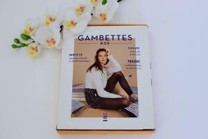 Gambettes box de janvier presentation mademoiselle e