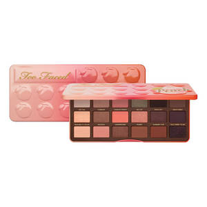 Sweet Peach palette yeux sephora Mademoiselle e