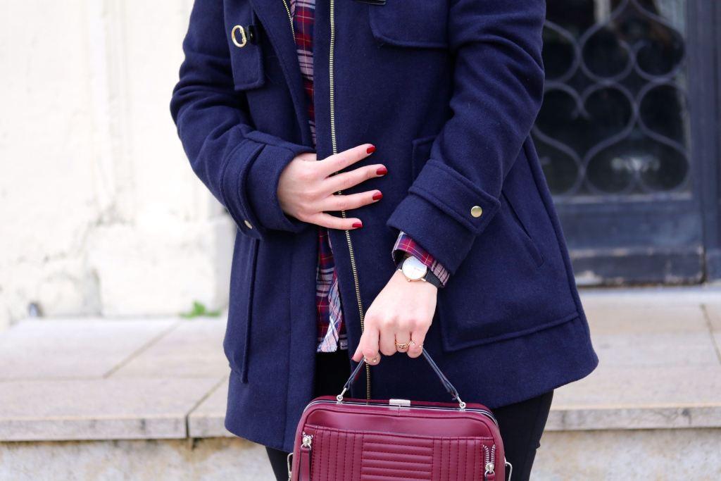 duffle coat look 5 mademoiselle E