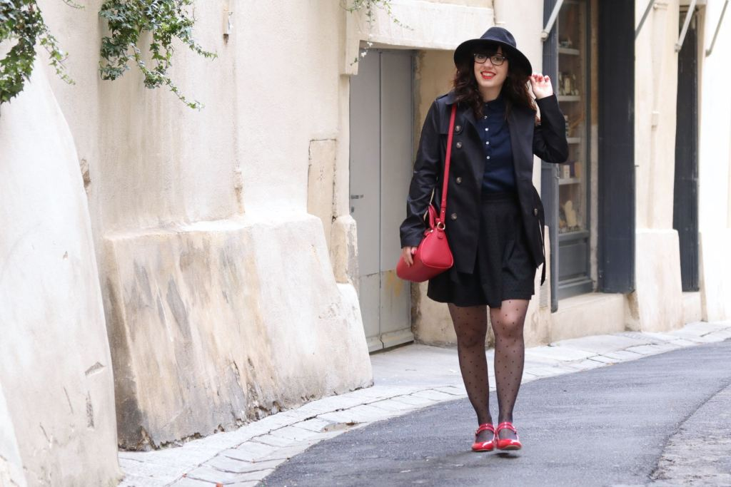 trench ouvert 4 mademoiselle E
