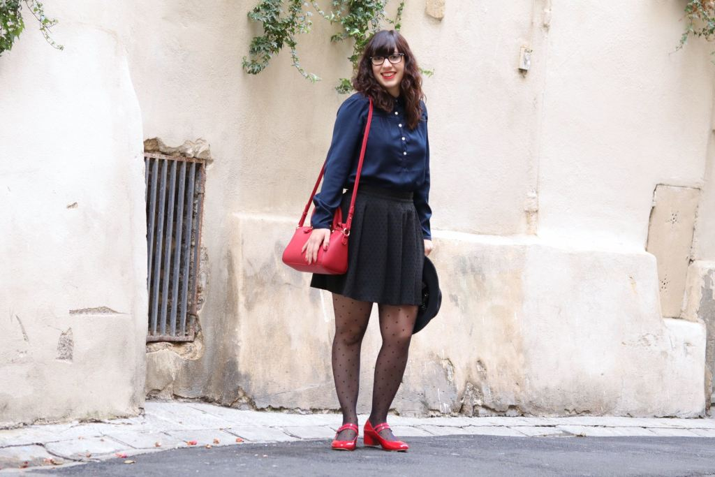 trench look preppy 3 mademoiselle E