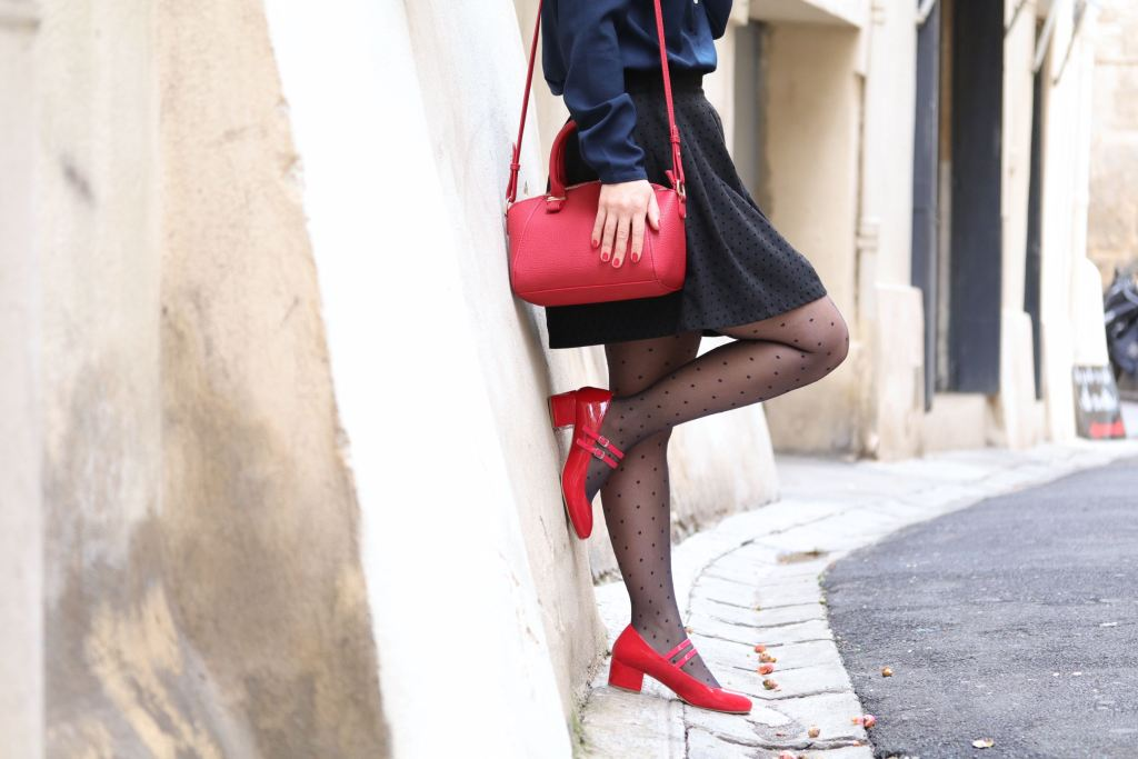 trench look jambes mademoiselle E
