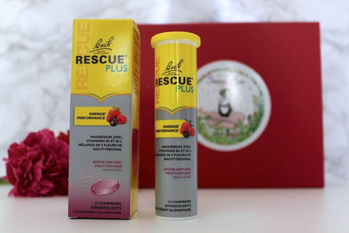 instant box printemps rescue mademoiselle-e
