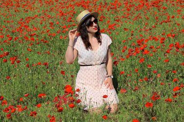 robe imprimée 12 mademoiselle e