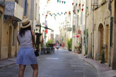 jupe rayée 9 mademoiselle-e