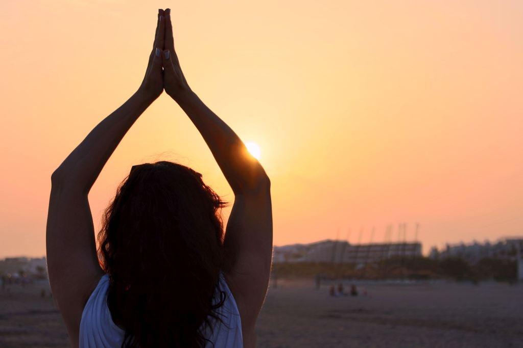 Grand Plage Boheme yoga cours 5 mademoiselle e