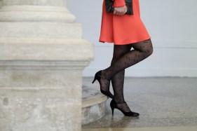 robe orange mademoiselle r 14 mademoiselle e