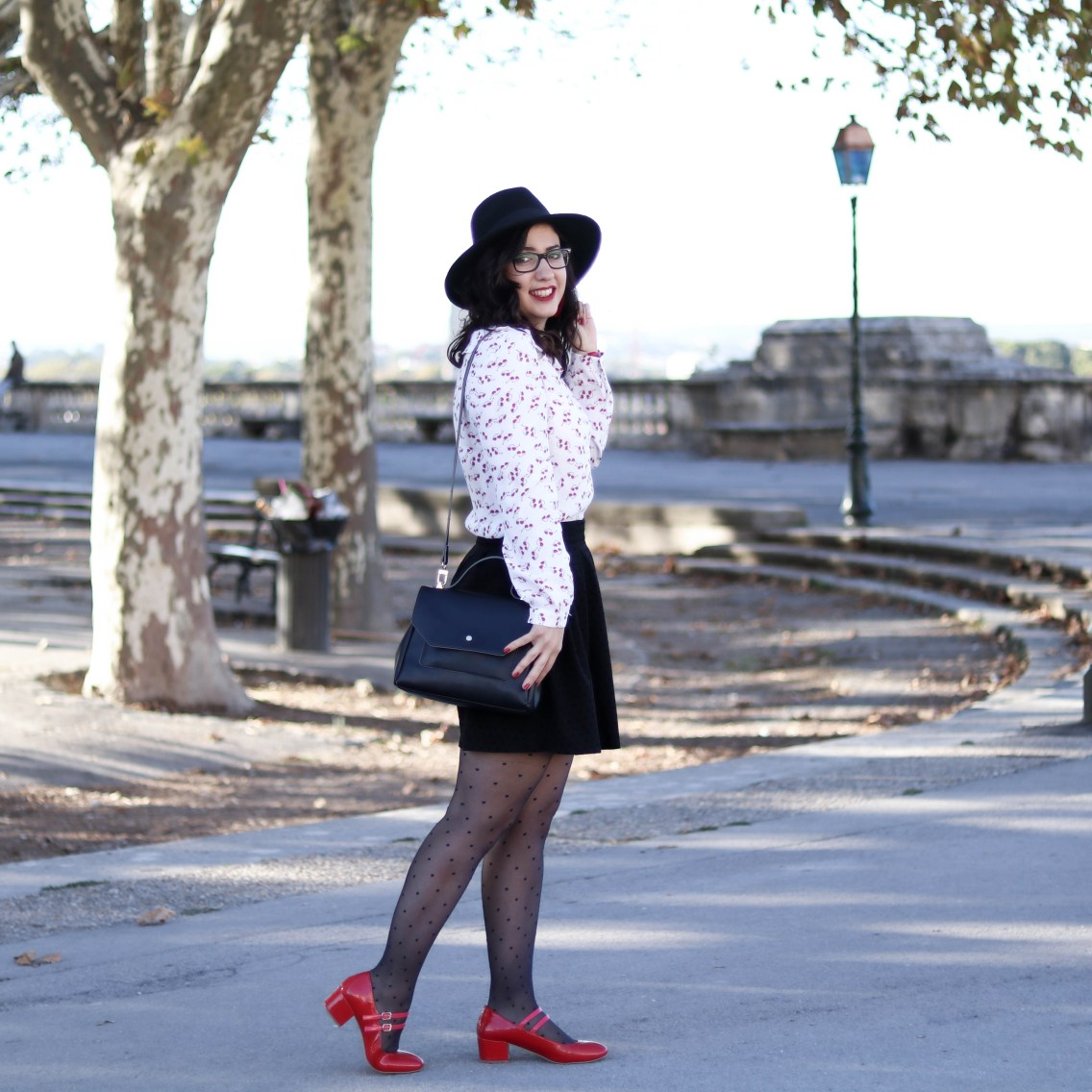 Trench rouge tendance 5 mademoiselle-e