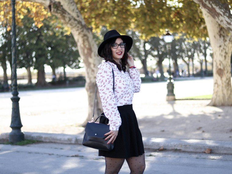 Trench rouge tendance 21 mademoiselle-e
