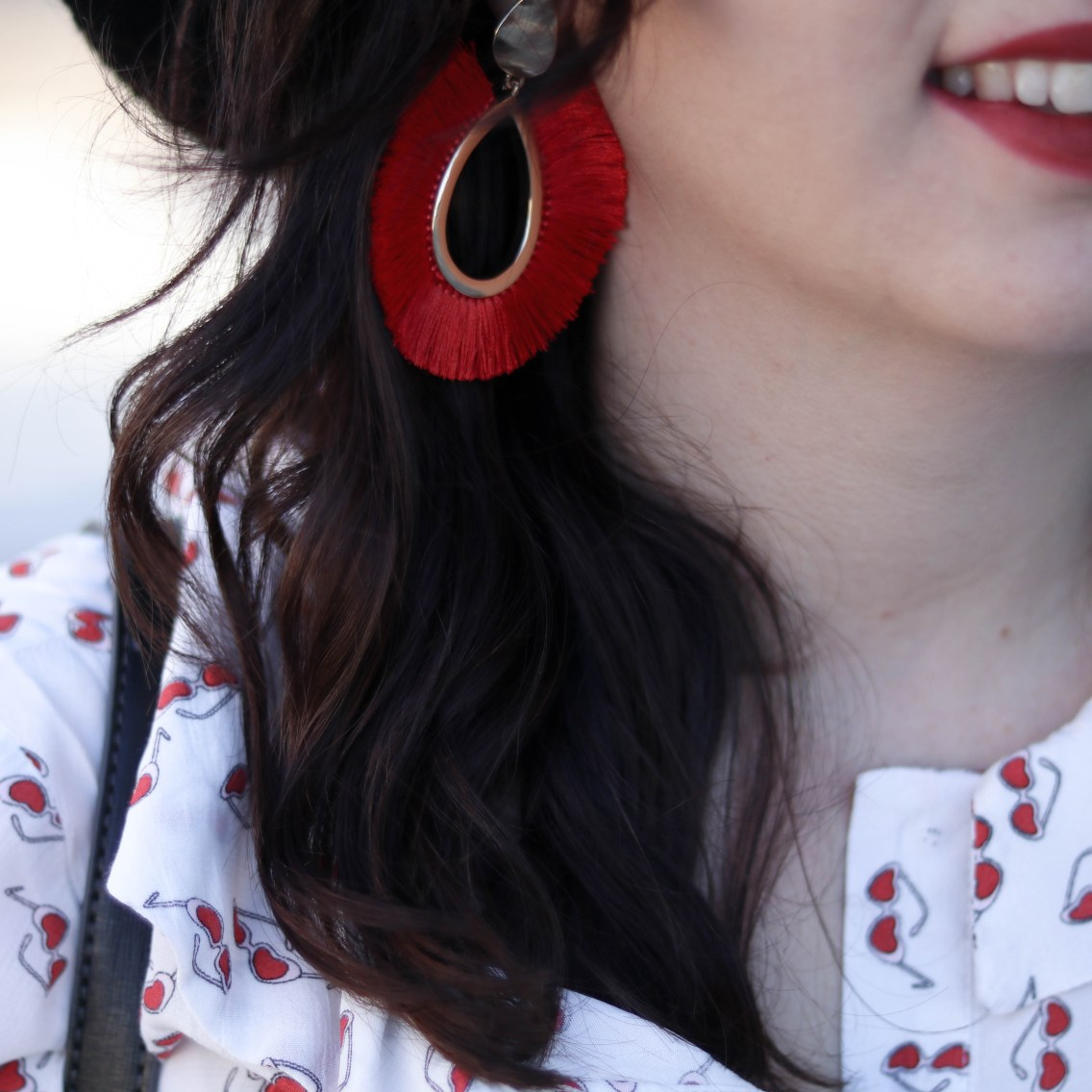 Trench rouge tendance 31 mademoiselle-e