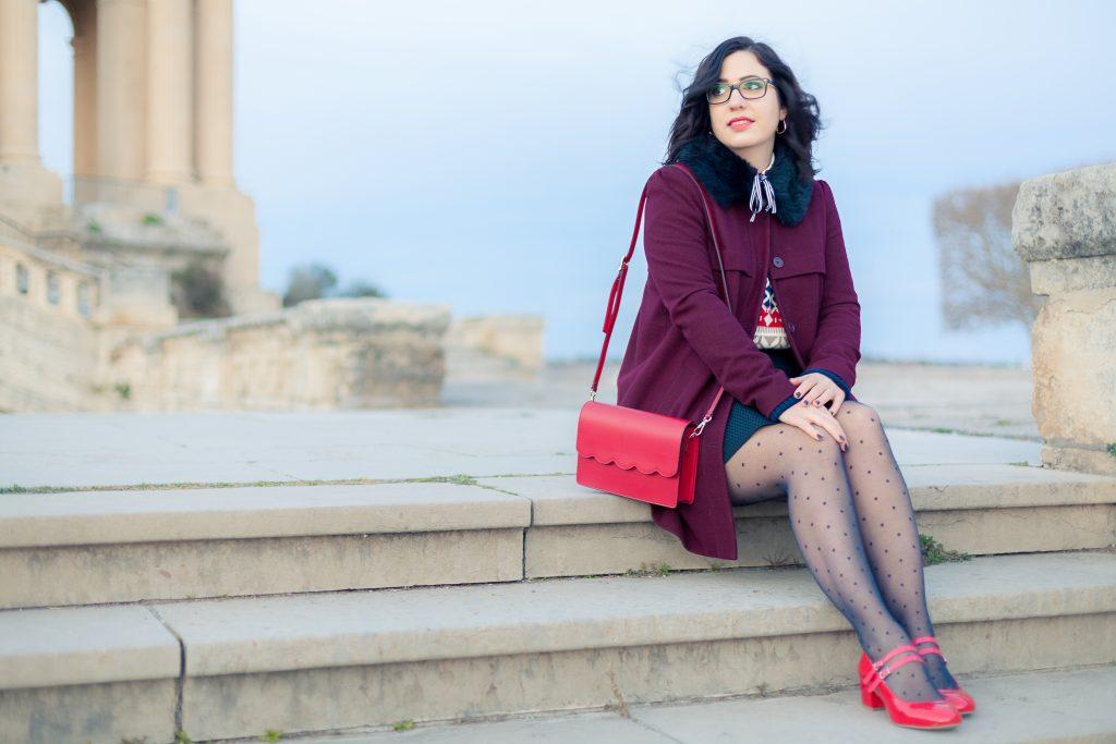 30 ans pull de noel 19 mademoiselle-e amine moudy