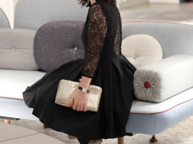 robe noire couvent des minimes look 1 mademoiselle e