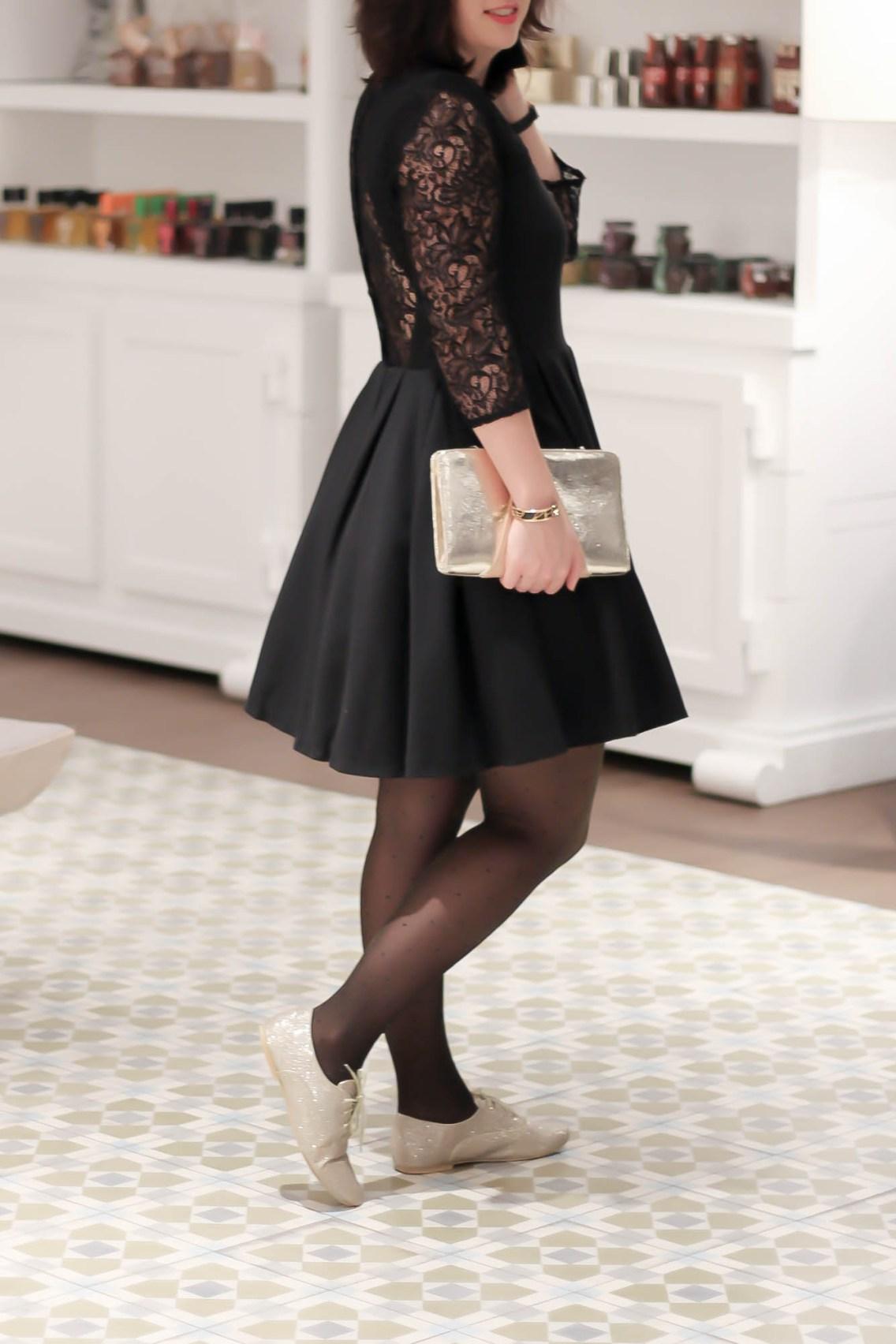 robe noire couvent des minimes look 5 mademoiselle e