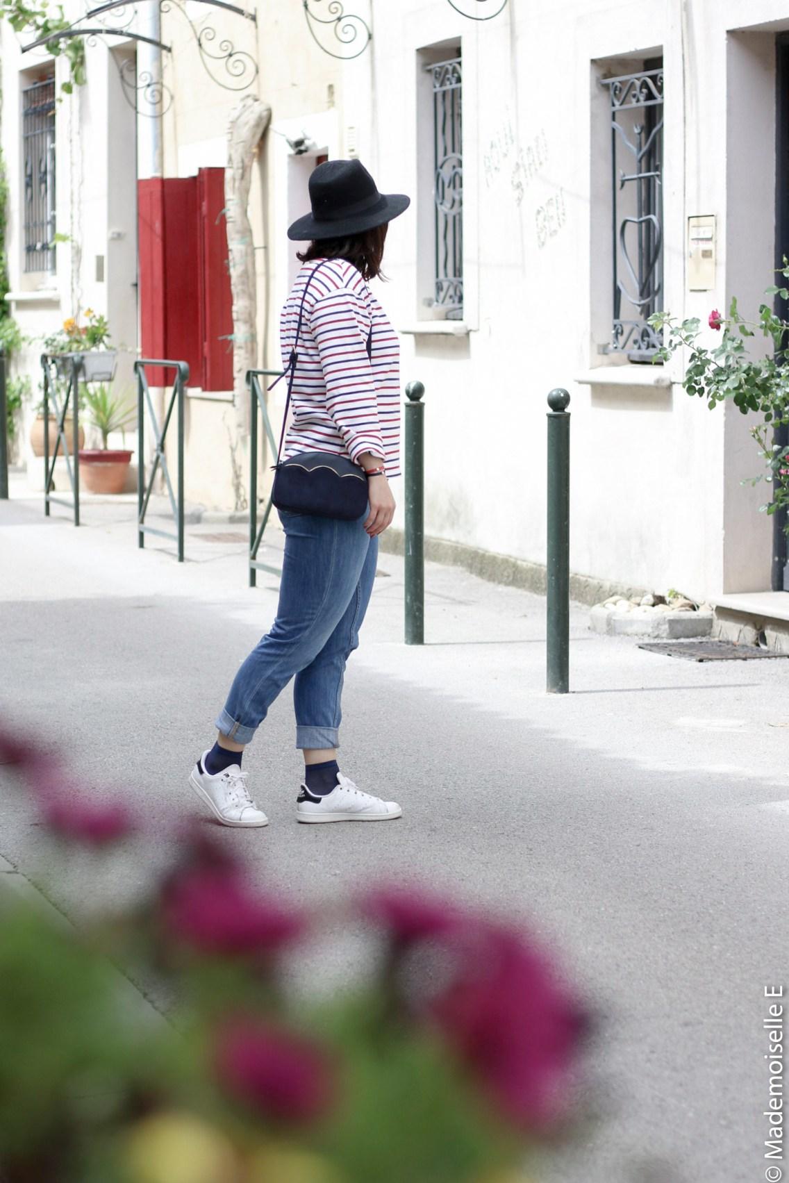 marinière femme look 1 mademoiselle-e