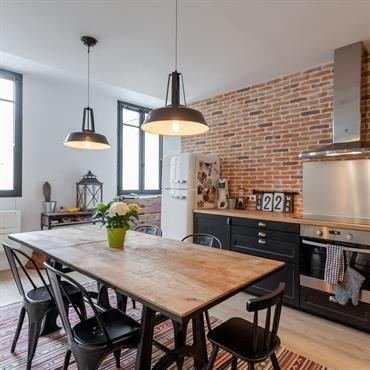 Décoration-loft-inspiration-cuisine-1-mademoiselle-e