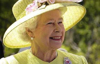 La Reine Elizabeth veut un iPad !