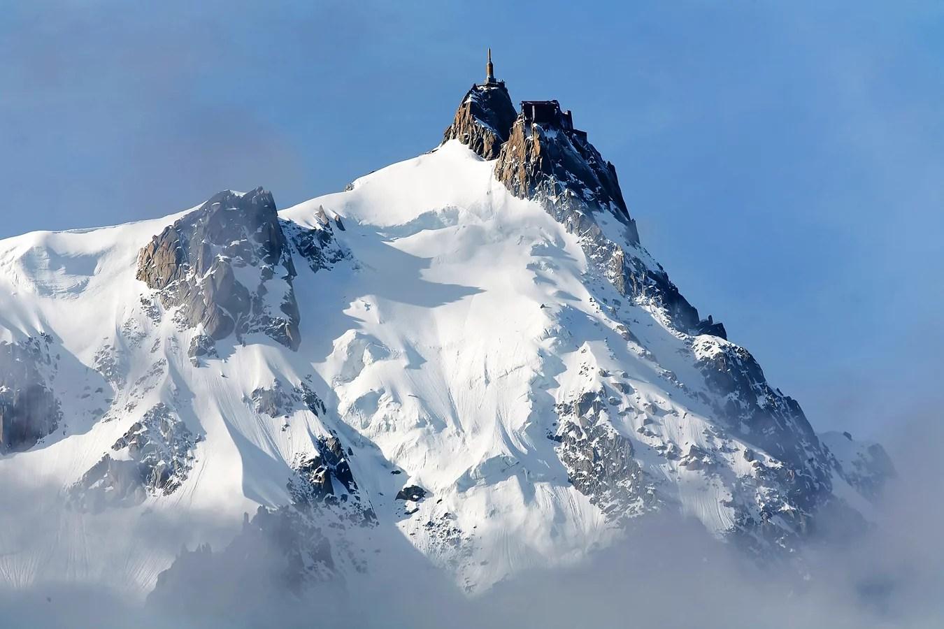 Aiguille du Midi – Le 3842