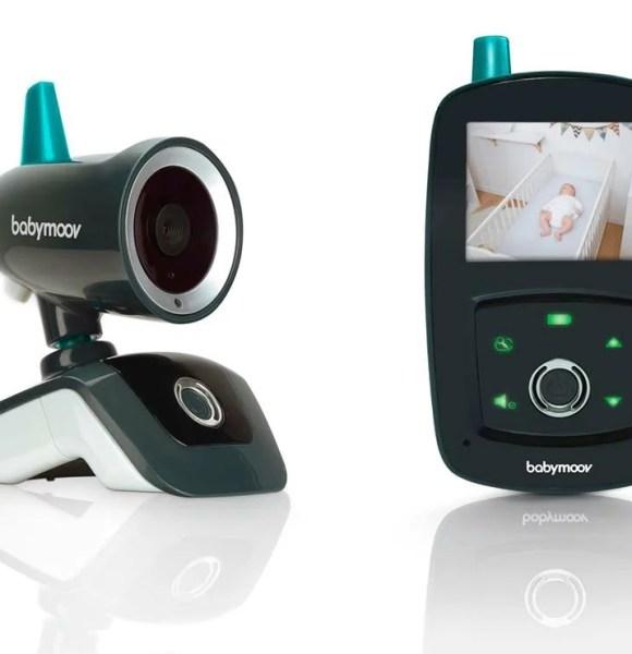 J'ai testé le babyphone vidéo Yoo Travel de Babymoov : découvrez mon avis !
