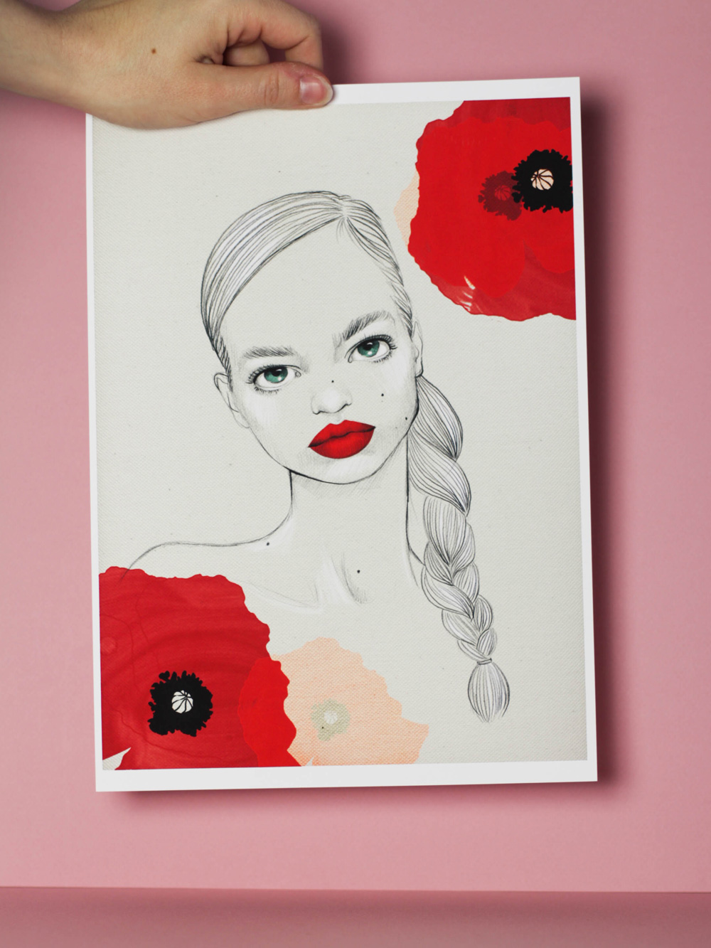 shop-mademoiselle-stef-dessin-coquelicots
