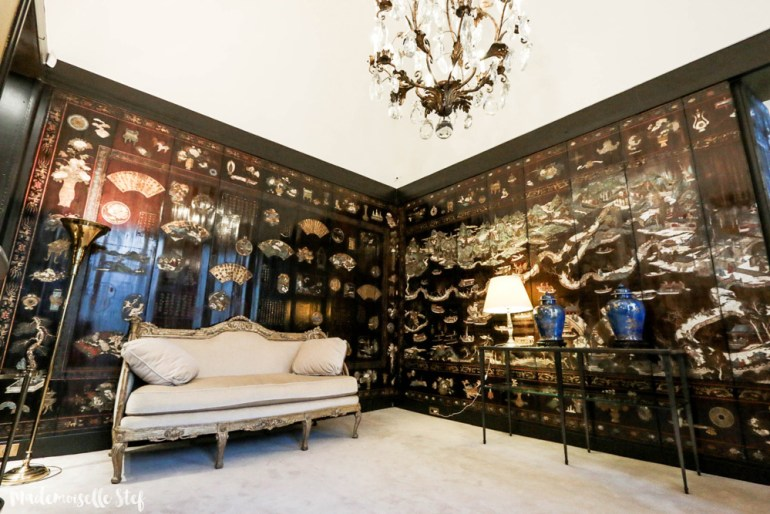 coco chanel appartement