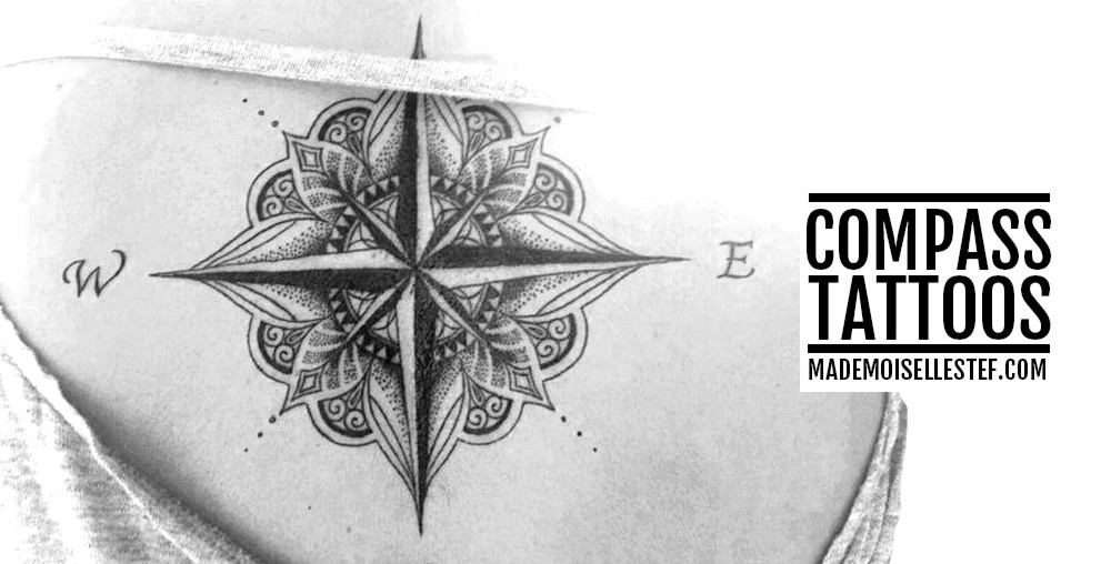 tattoo idea compass