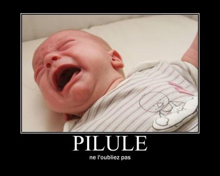 bébé hurleur