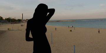 Vacances à la plage erasmus