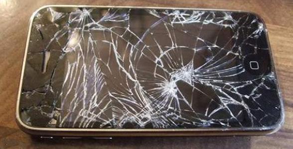 casser iphone