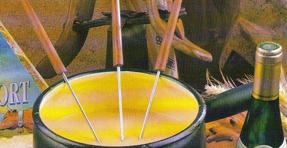 Du danger méconnu de la fondue savoyarde