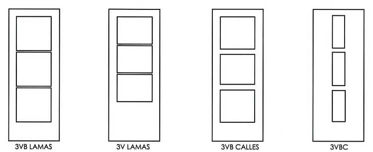 Modelos Puertas Vidrieras 2