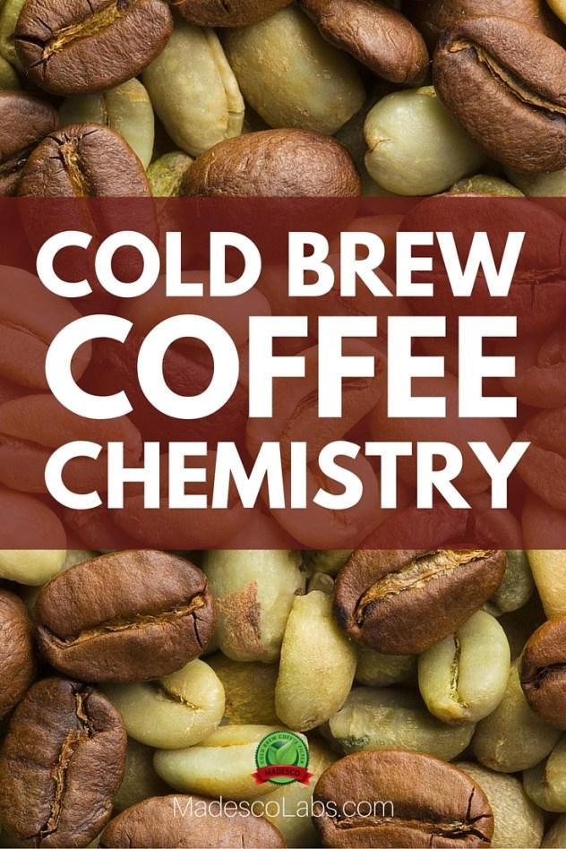 Cold Brew Coffee Chemistry
