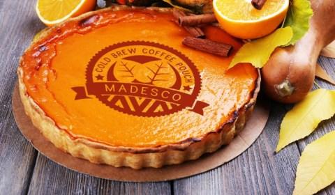 Chameleon Pumpkin Pie