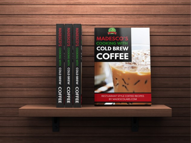 Free Cooking with Cold Brew Coffee Recipe Book