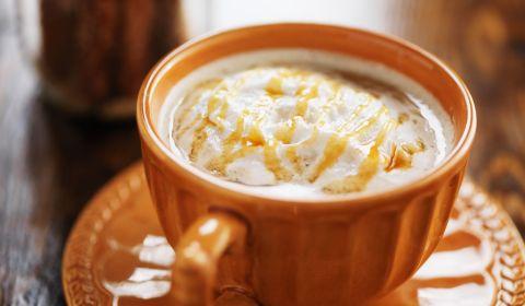 fall latte