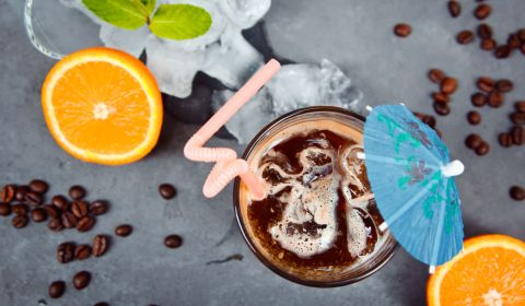 Cardamom & Orange Cold Brew