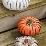 Farmhouse Pumpkins DIY