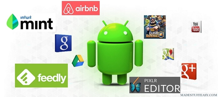 must android apps