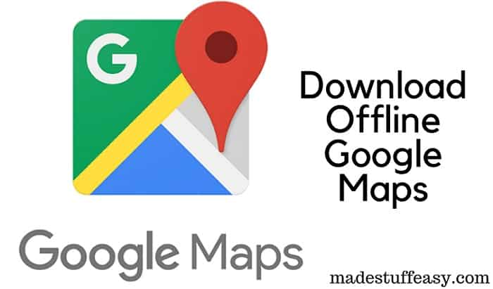 Google Maps Offline Navigation Save Route on Android and iPhone on google sync android, google docs offline android, google chrome search, google maps android icon, city maps 2go android,
