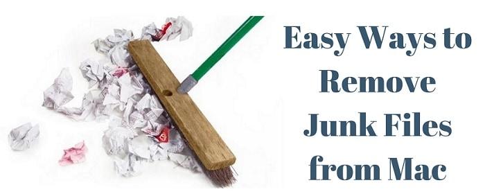 clean junk files mac