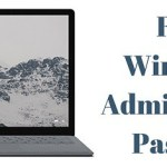 How to Reset Windows 8 Administrator Password with cmd