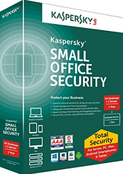 Kaspersky small office security coupon