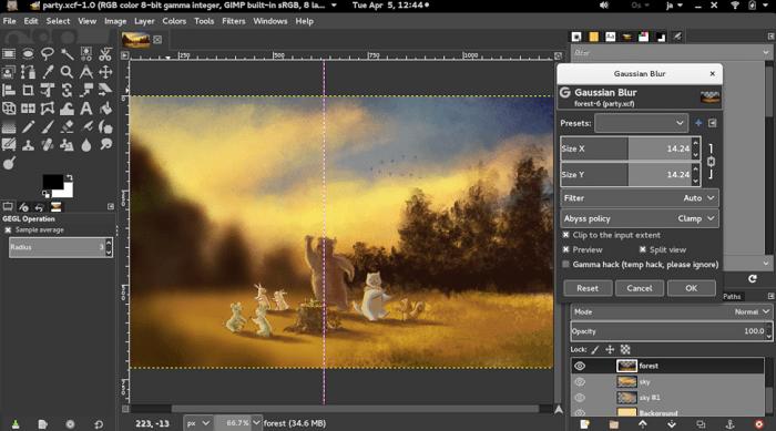 Adobe competitors best adobe alternatives for professionals gimp 2 fandeluxe Images