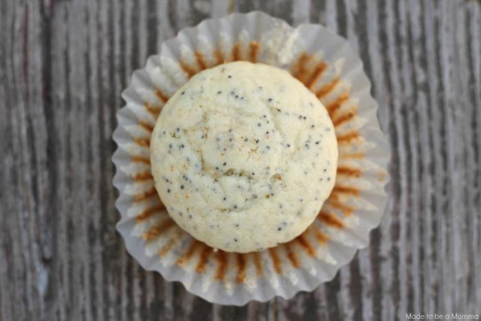 Poppyseed Muffin Wrapper