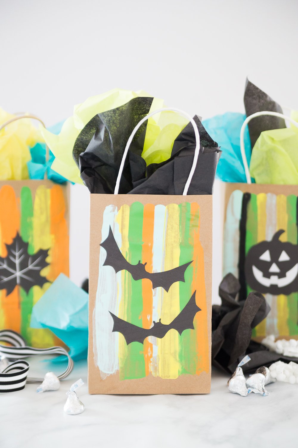Halloween Trick Or Treat Gift Bags Made To Be A Momma