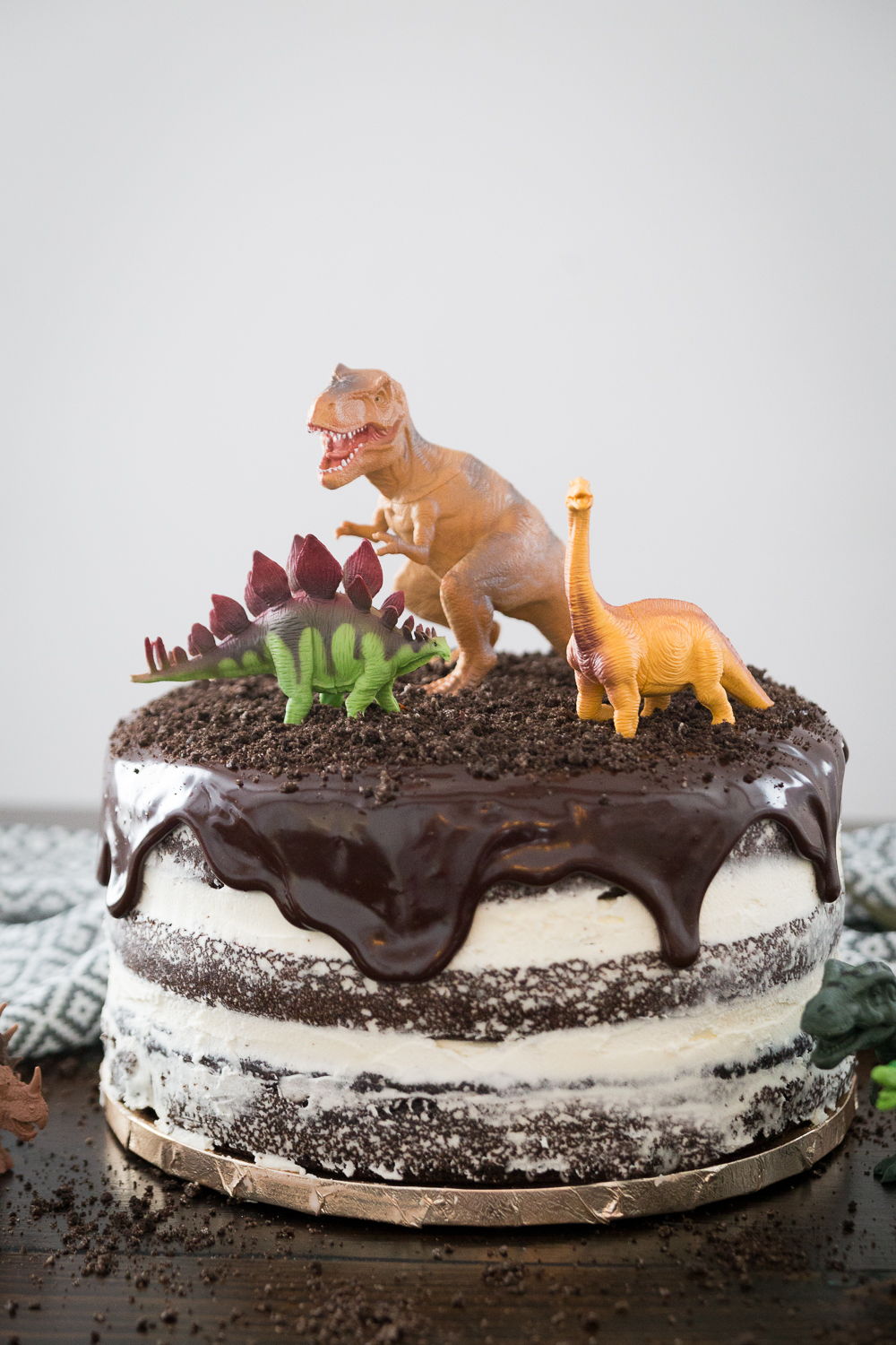 Dinosaur Cake Made To Be A Momma