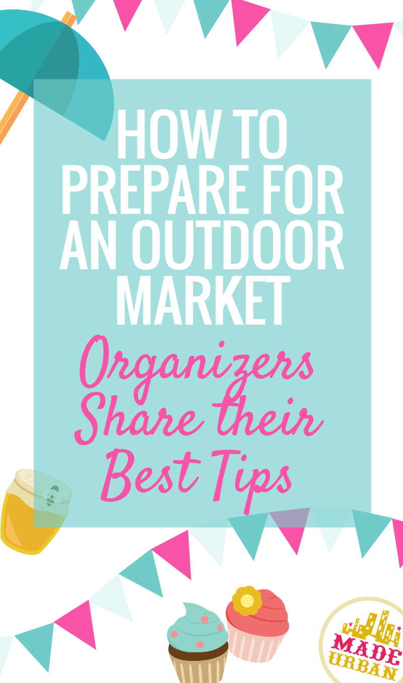 How to Sell at an Outdoor Farmers' Market
