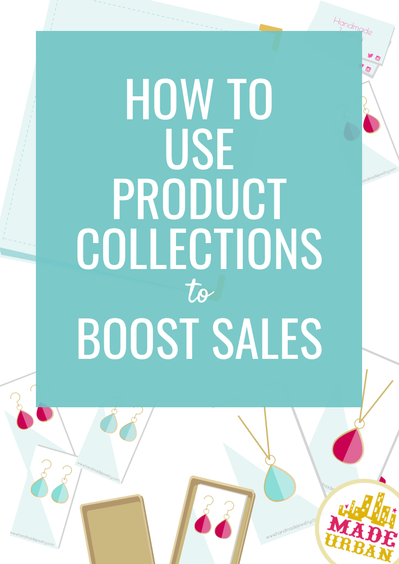 How to Use Product Collections to Boost Sales