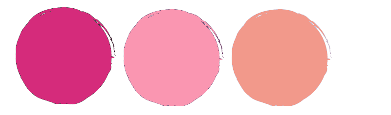 Pink color trends fall 2019